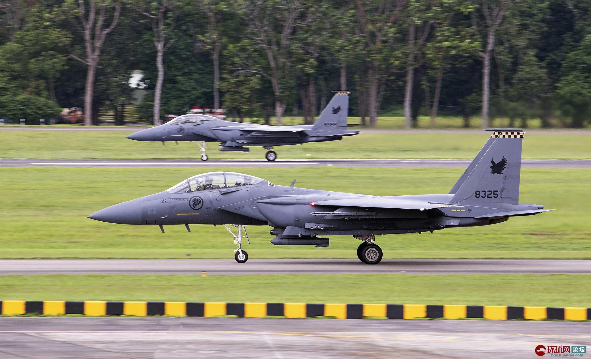 新加坡空军开放日