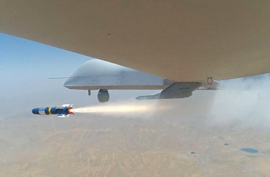 国产CH-4无人机实现千里外杀敌