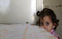 【六一儿童节】叙利亚,没有家的童年