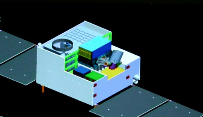 世界首颗量子科学实验卫星将于7月发射