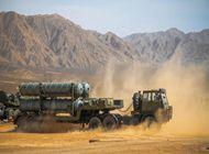 S300远程防空导弹千里入大漠