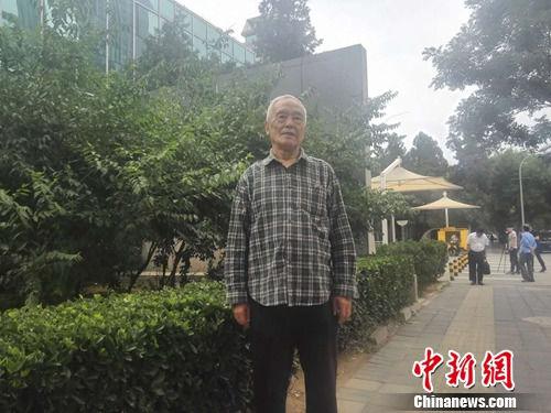 季羡林之子诉北大案未当庭宣判 称有信心胜诉
