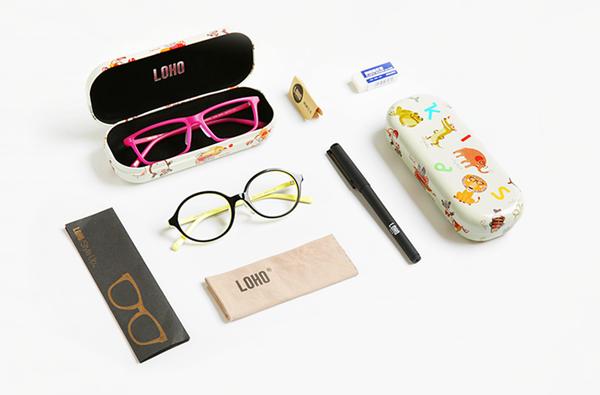 专为儿童研制的眼镜——LOHO KIDS首开国内新局