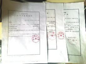 陕西定边公安局公章大小不同 被指造假敷衍办案