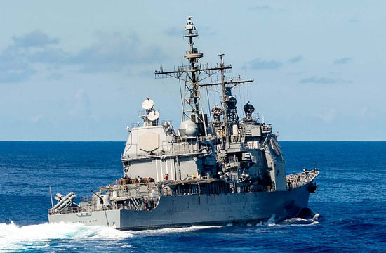 美军不光只有航母在南海徘徊