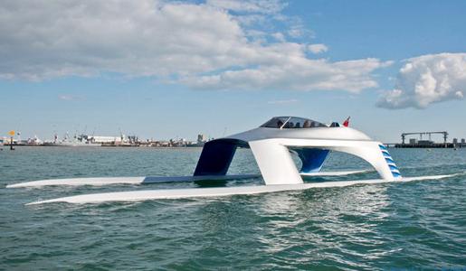 Glider SS18运动游艇 拥有超高速度 科技感十足