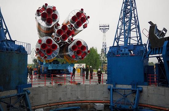 俄罗斯大火箭发动机密密麻麻