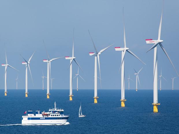 美国考虑利用加州离岸风力发电当做可再生能源