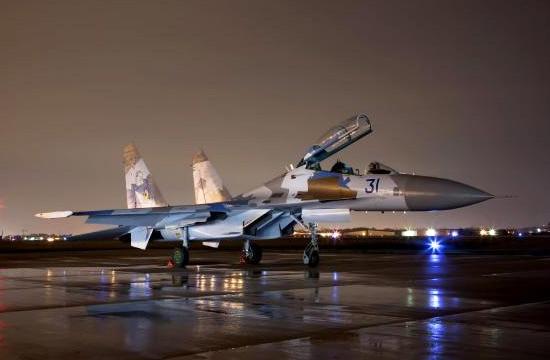 美国从乌克兰买到2架苏27战机