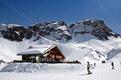 滑雪天堂法国拉普拉涅