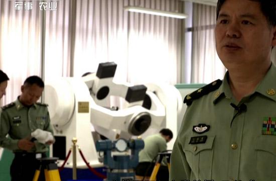 央视曝光火箭军一款神秘设备