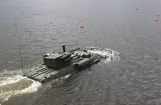 乌克兰推升级版的BTR-4模型