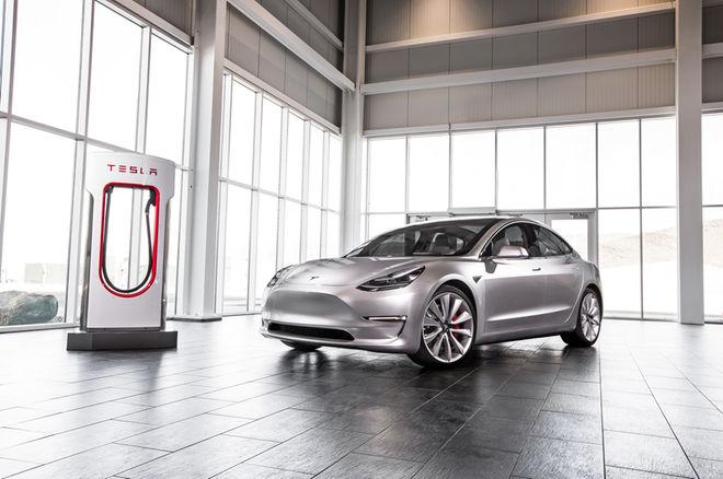 特斯拉免费充电时代或告终 Model 3将收费充电