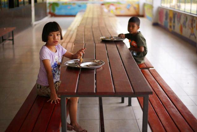 探访泰国艾滋病孤儿院