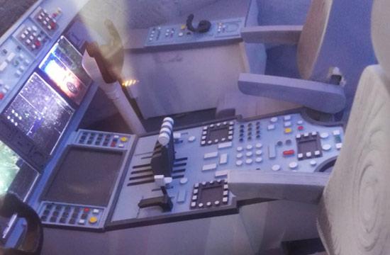 运20驾驶舱结构曝光设计先进