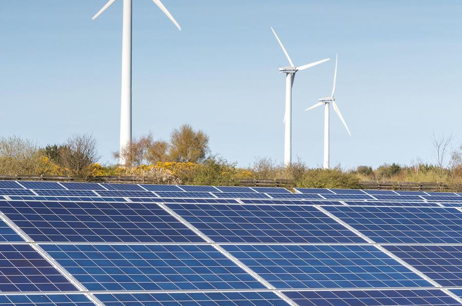 日产英国建太阳能发电站 年产3.1万辆汽车
