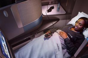 美联航将推全新商务舱望提升乘客休息体验