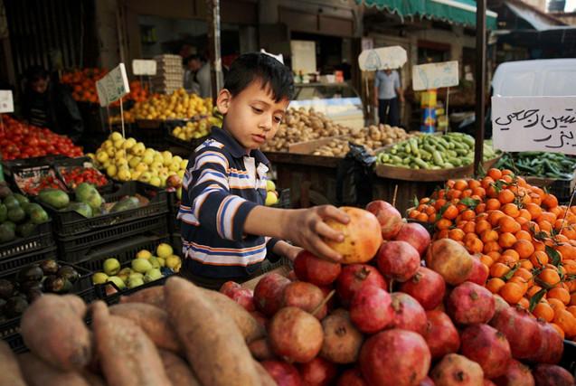 黎巴嫩的叙利亚儿童:做童工是唯一出路
