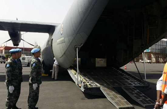 中国遇袭维和烈士遗体将回国