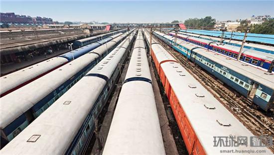 你可能想不到 印度火车站很快要有免费WiFi了