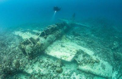 土耳其一城市为吸引潜水爱好者淹沉一架空客A300