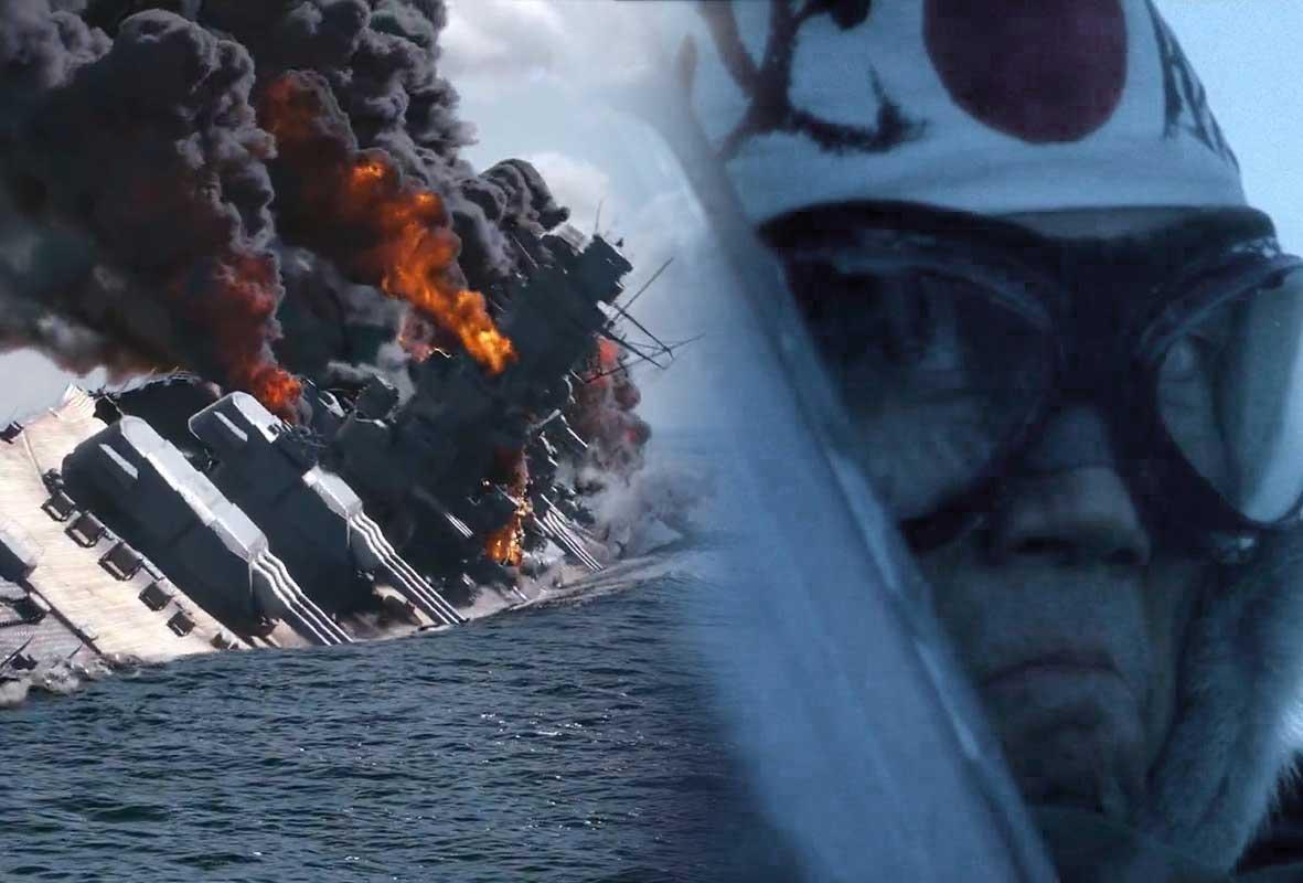 """中途岛:""""命运五分钟""""日本王牌航母覆灭记"""