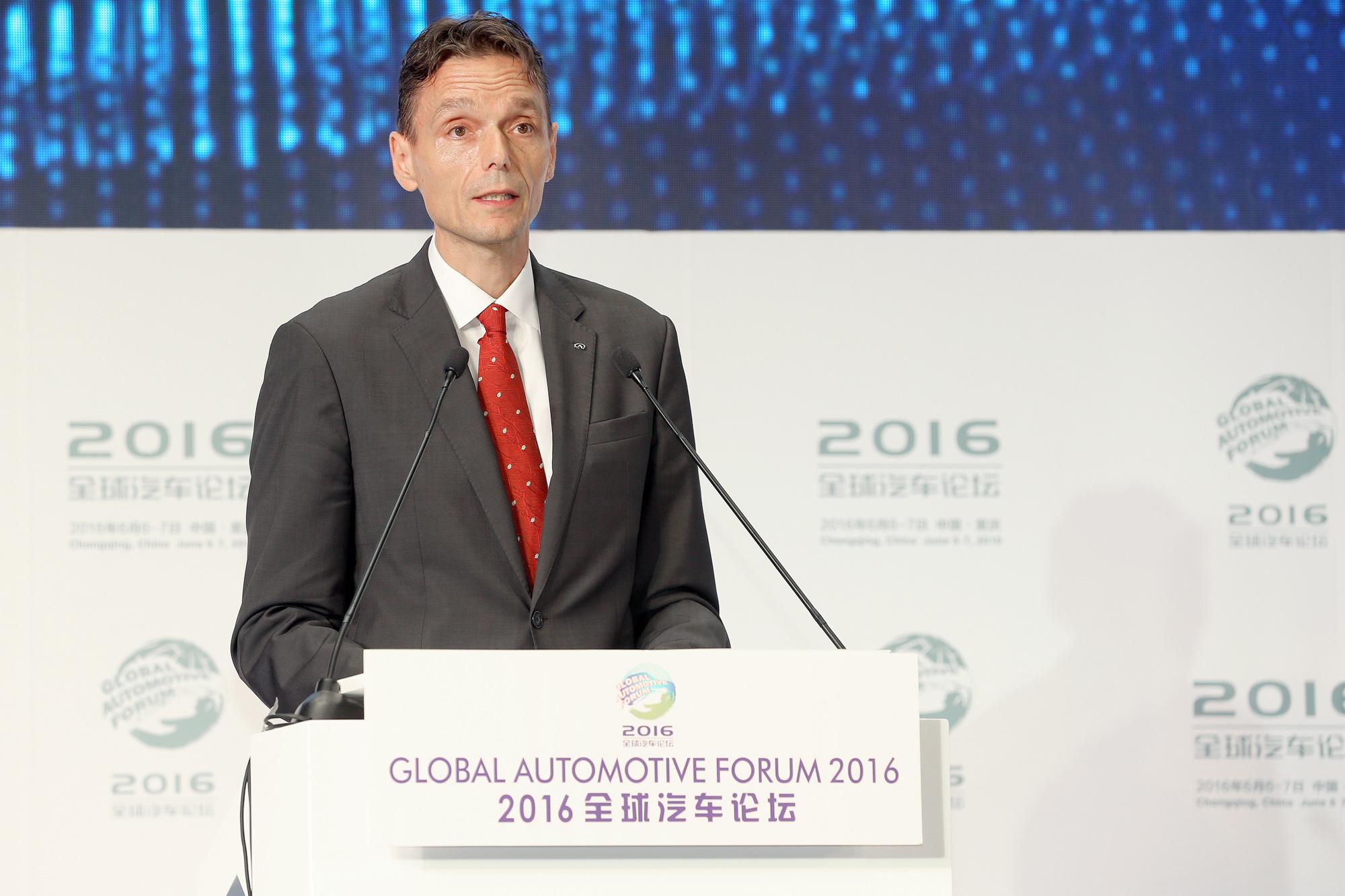 罗兰•克鲁格:贡献中国汽车行业的可持续发展