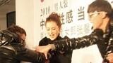 大话娱乐圈(搞笑) :当红女星被袭胸后的不同反应