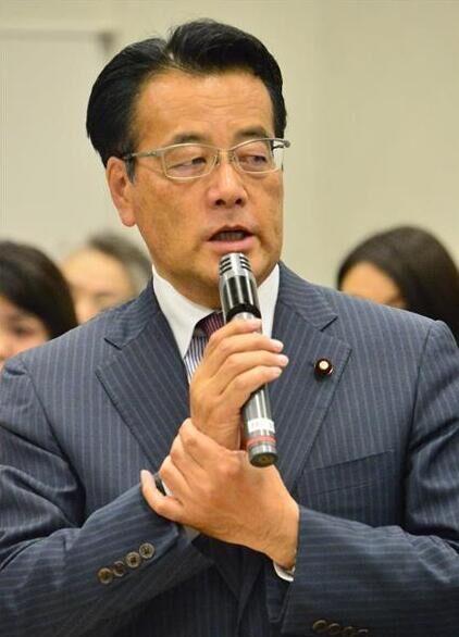 日民进党代表冈田克也力推市民联合阻修宪势力