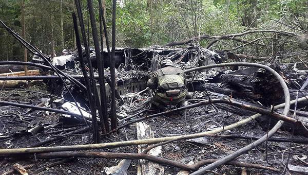 俄军苏27战机坠毁飞行员牺牲