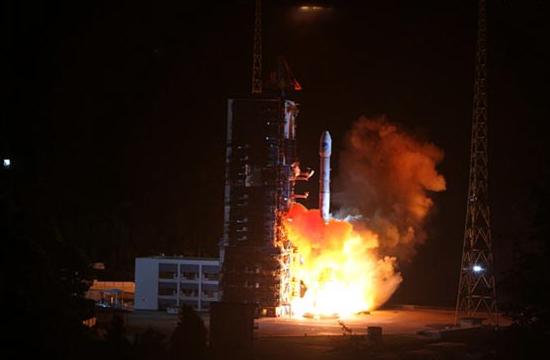 我国发射第二十三颗北斗卫星