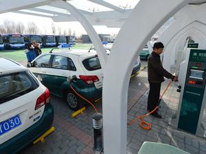 销售端竞争加剧 新能源汽车份额争夺再升温