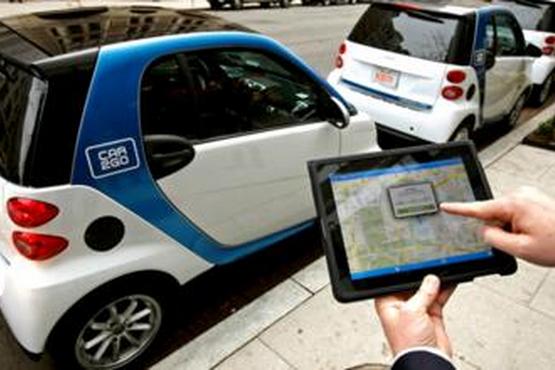 传统车企投石问路汽车共享 意在窥探用户消费心理