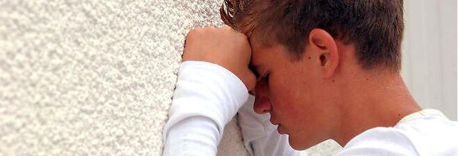 美研究:父母抑郁会感染孩子 增加其患病风险