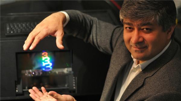 智能手机将能播放超真实的全息影像 期待吗?