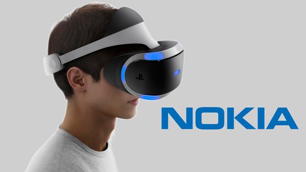不能再错失机会 诺基亚发力VR与可穿戴领域