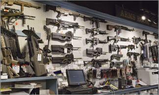 美国枪支泛滥背后神秘组织撑腰