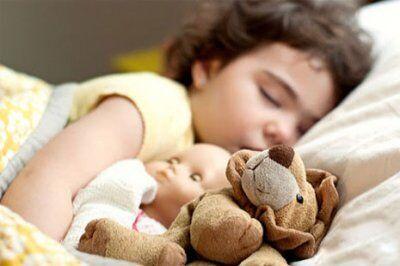 儿童应该睡多久? 美科学家揭秘儿童最佳睡眠时长
