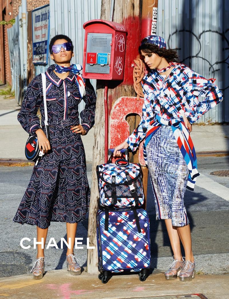 Chanel2016春夏大片