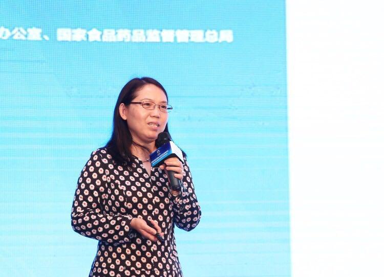 阿里郑俊芳谈食品安全:社会共治管住源头 国人才能吃得安全