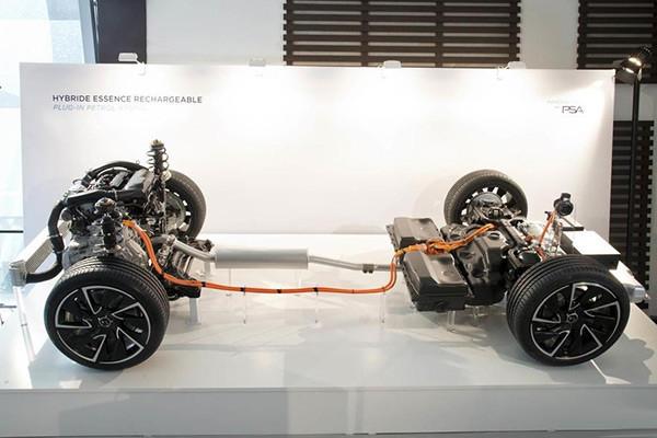 法国人的超级汽车电池:充电1分钟跑12km