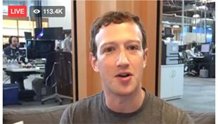扎克伯格:未来技术能够记录我们的梦