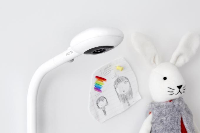 Nanit婴儿睡眠监测系统 新晋父母的育儿神器