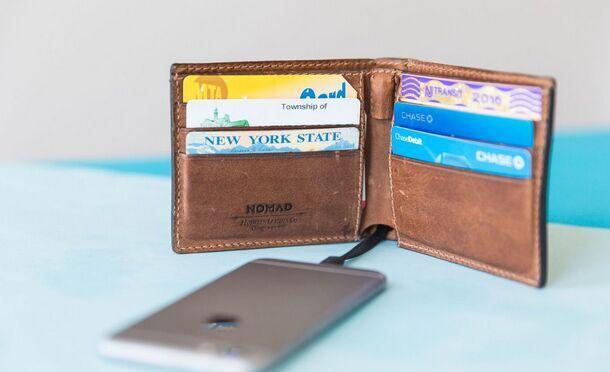 钱包怎么折步骤图解
