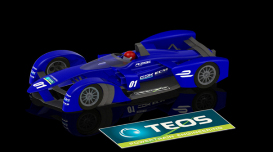 TEOS向国际汽联提交首份赛车新设计方案