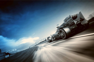 F1速度与激情