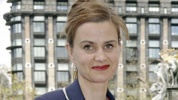 呼吁留欧英女议员街头遭残杀 凶手高喊:英国优先