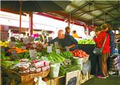 墨尔本女王市场开了130年