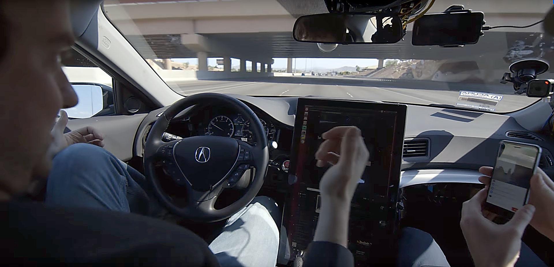 美国交管局将于7月推出无人驾驶验证手机号自动送彩金路试新规