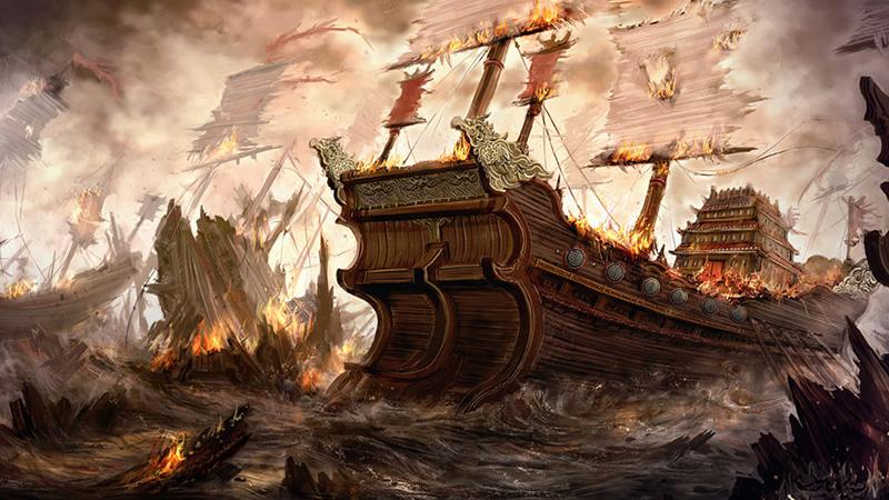 古船大乱斗 蒙古海军完爆南宋水师